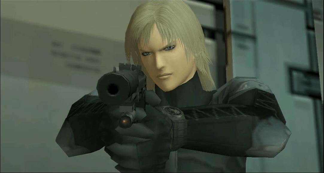 Raiden Mgs2 Hd Metal Gear Solid 2 Rai...