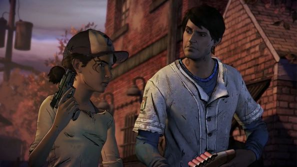 The Unfortunate Inclusion Of Clementine In Walking Dead